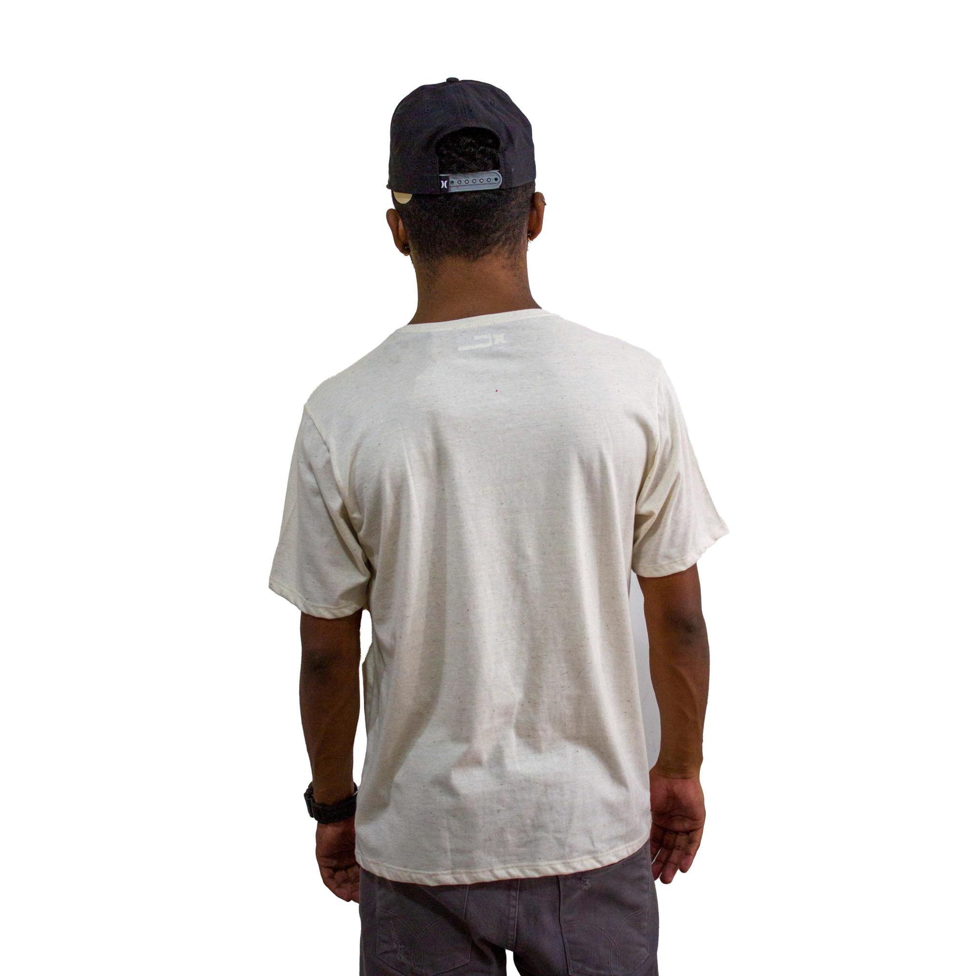 Camiseta Hurley Premium Off White
