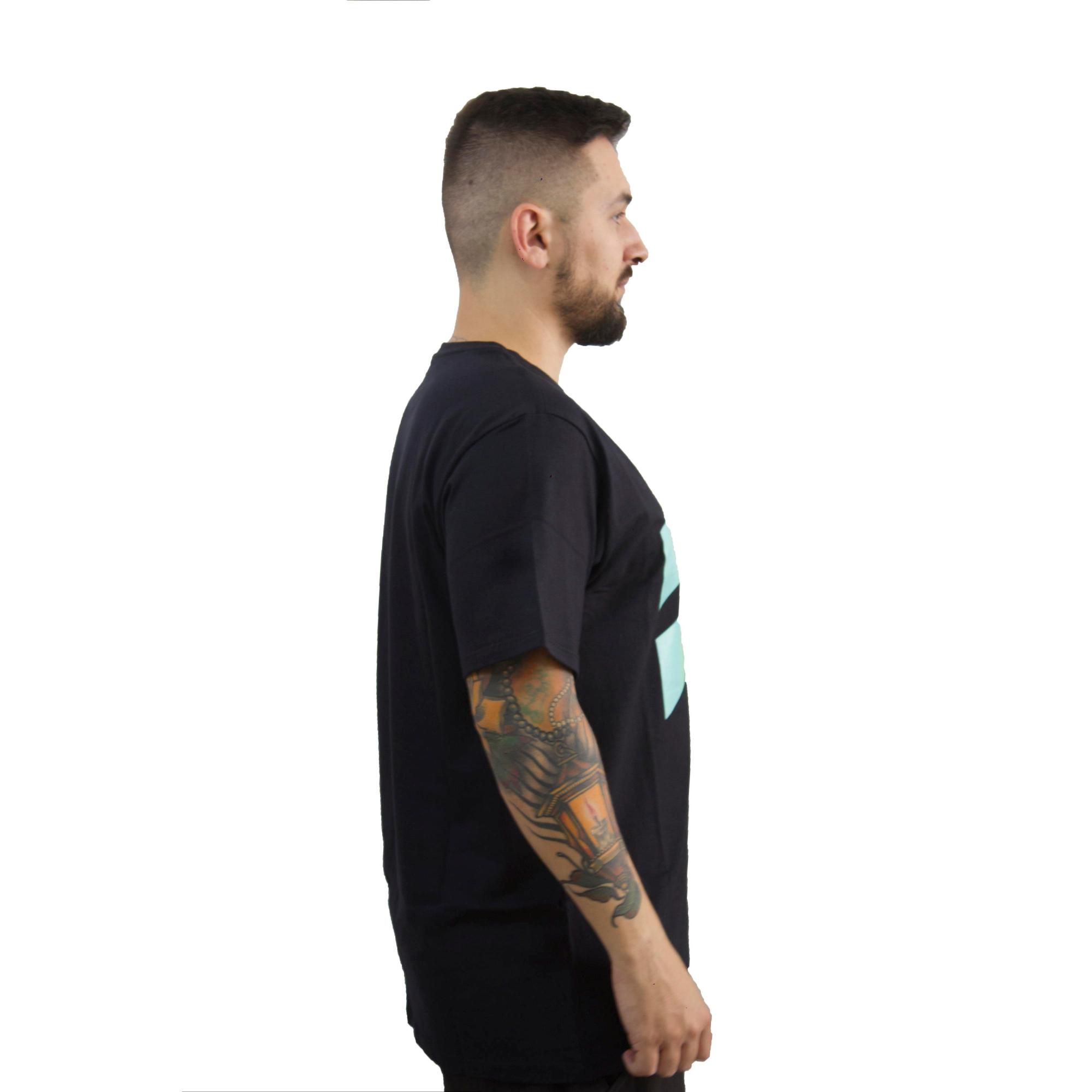 Camiseta Hurley Preta
