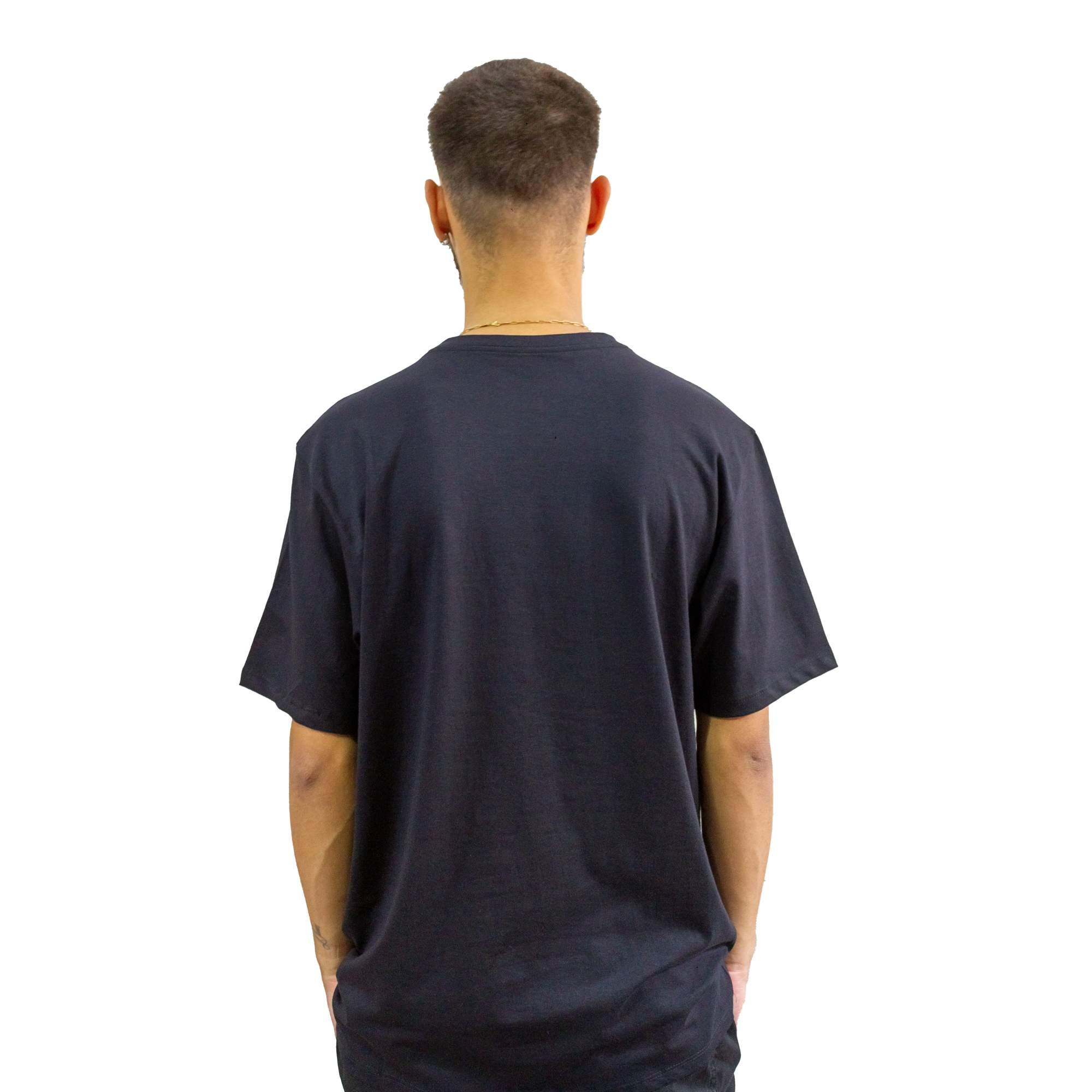 Camiseta Hurley Silk Camuflada Black