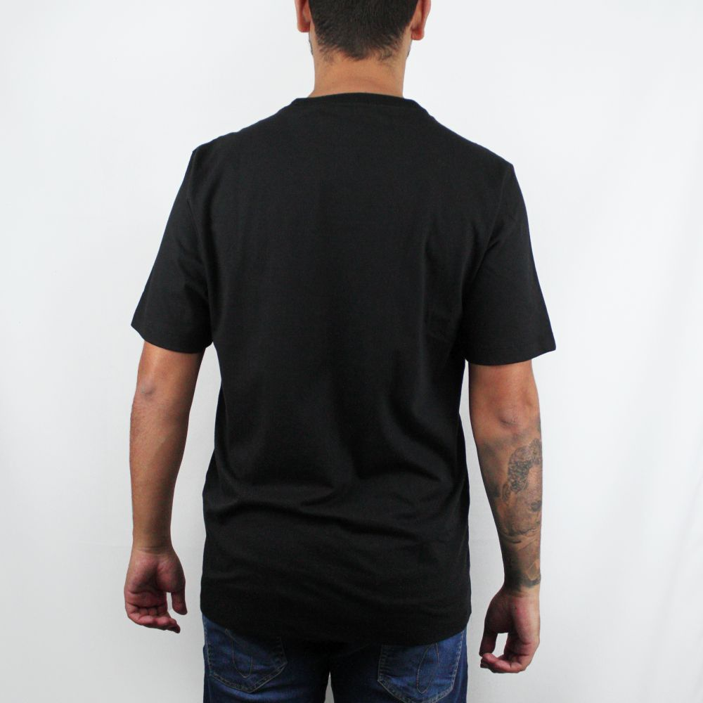 Camiseta Hurley Silk Circle Preta