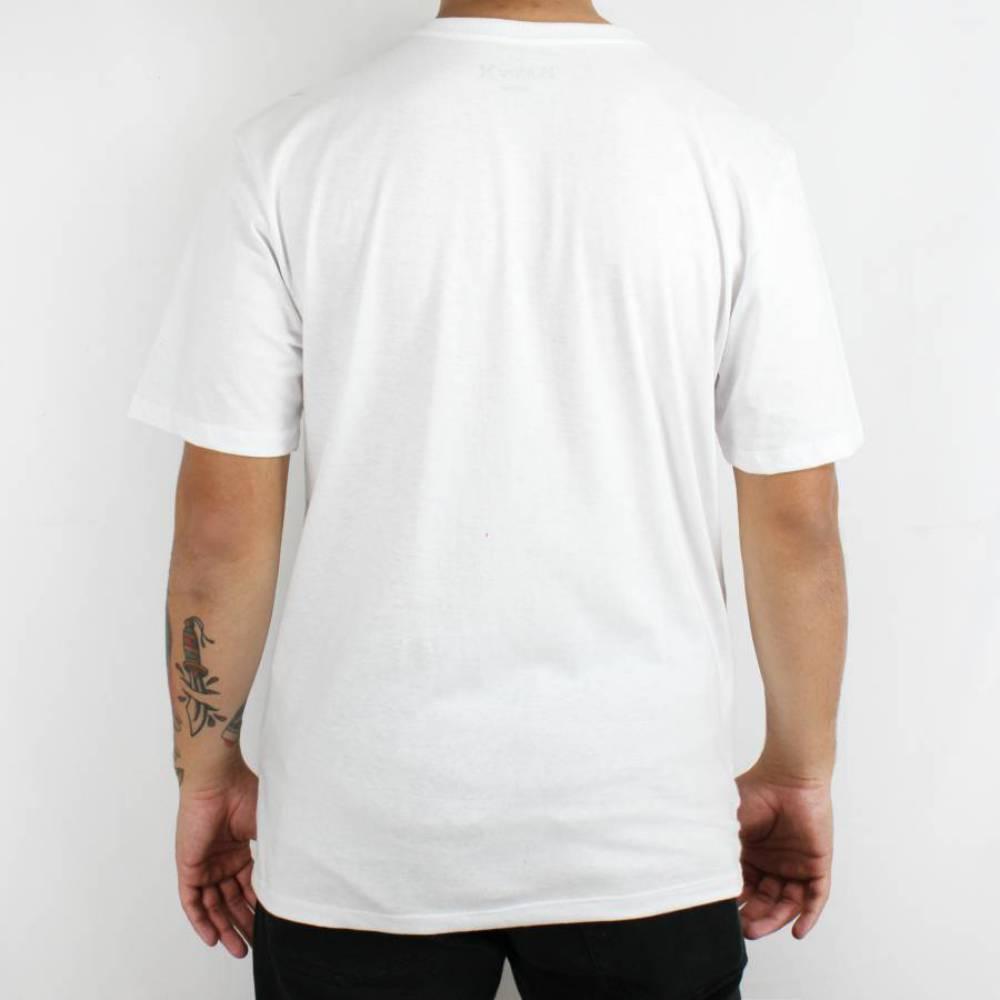 Camiseta Hurley Silk Concret Branca