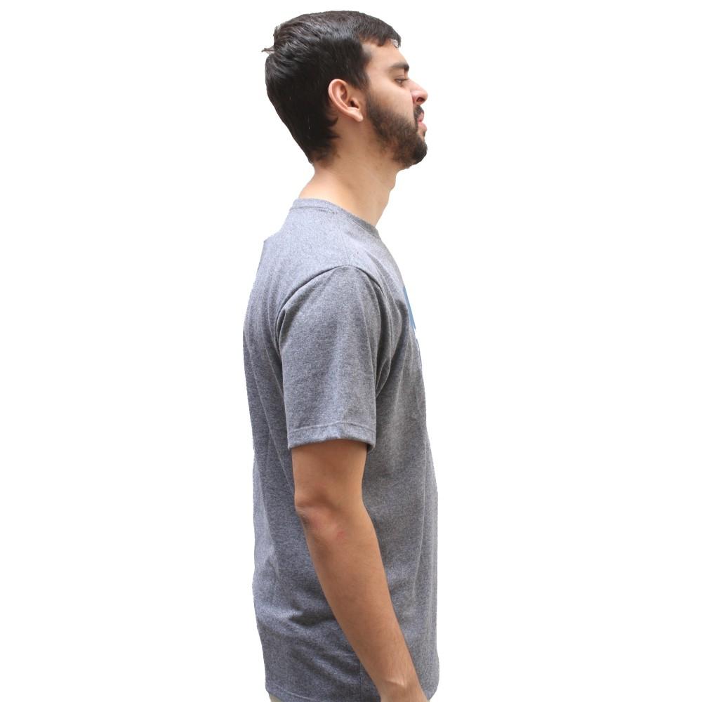 Camiseta Hurley  Silk Disorder Mescla