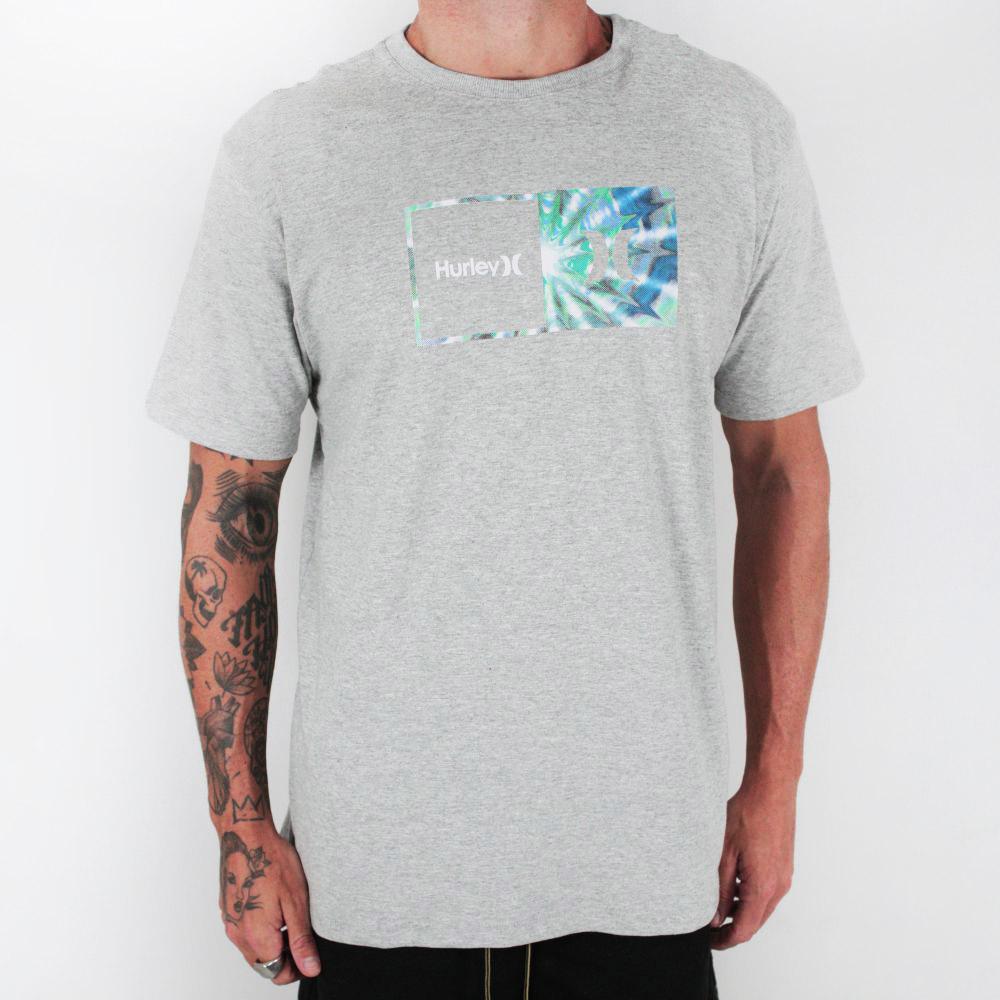 Camiseta Hurley Silk Effect