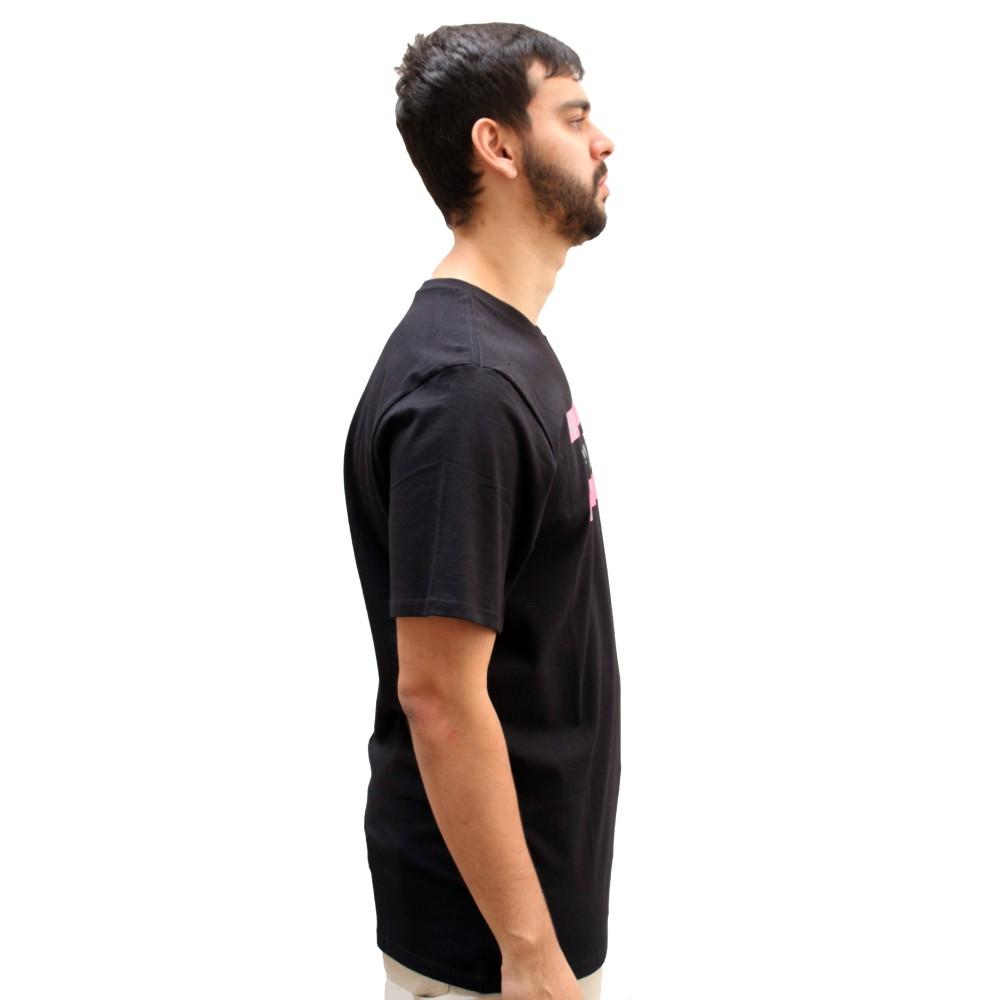 Camiseta Hurley Silk Free Black