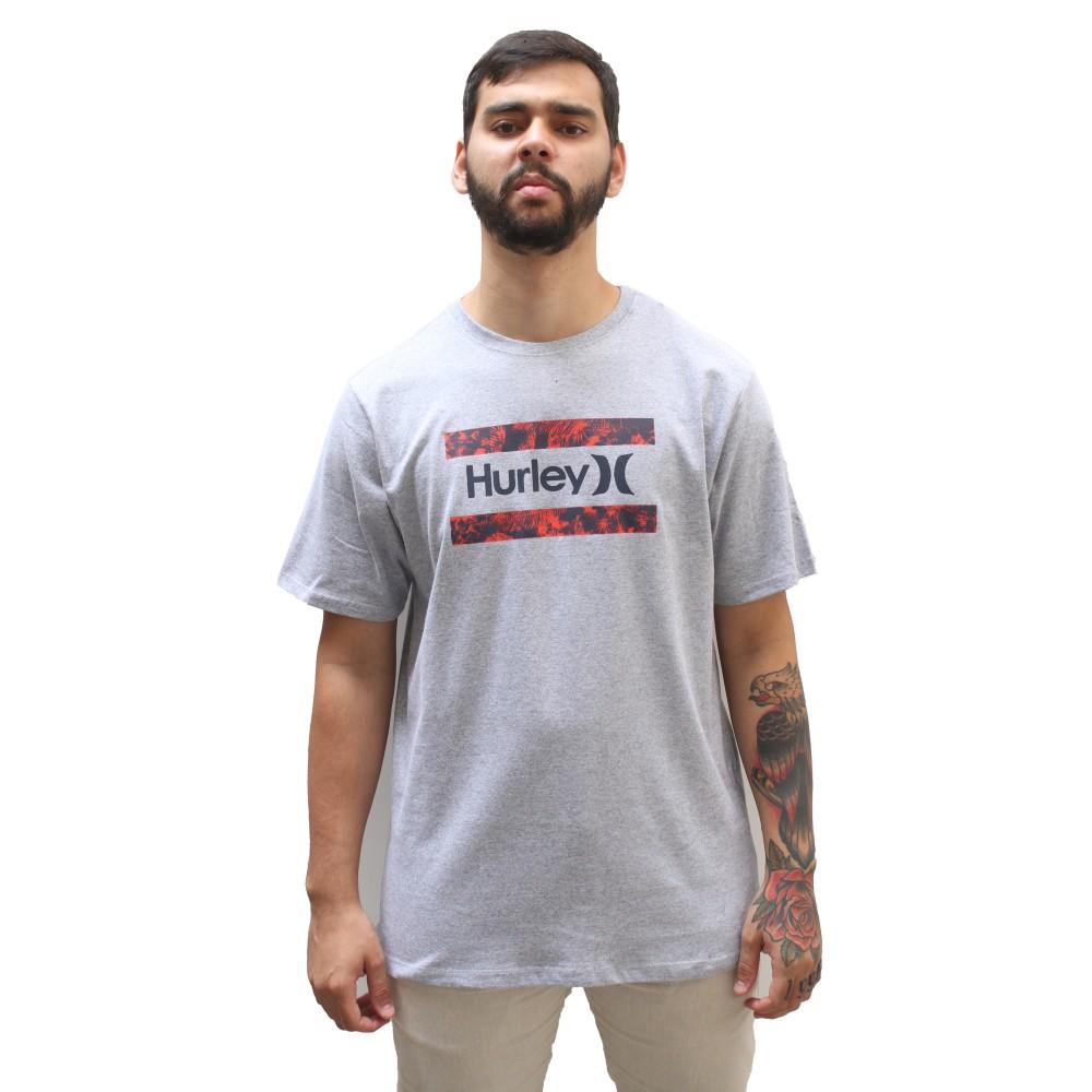 Camiseta Hurley Silk Free Flower