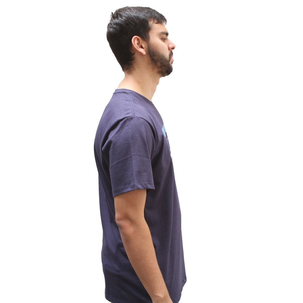 Camiseta Hurley Silk Free Marinho
