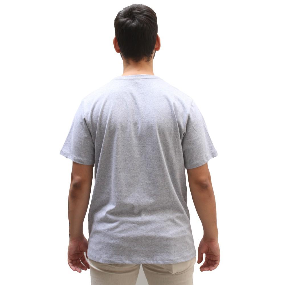Camiseta Hurley Silk Grey