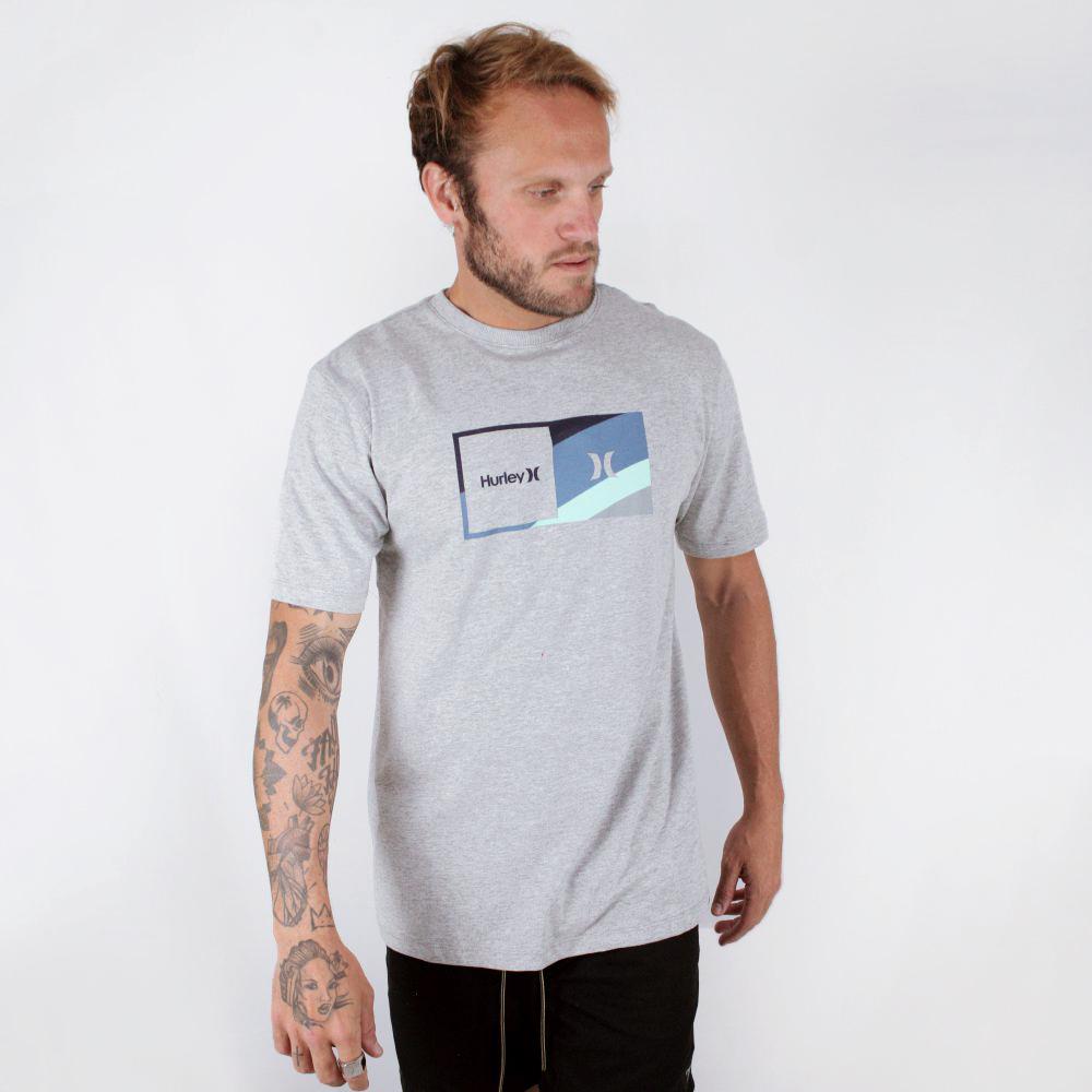 Camiseta Hurley Silk Halferc