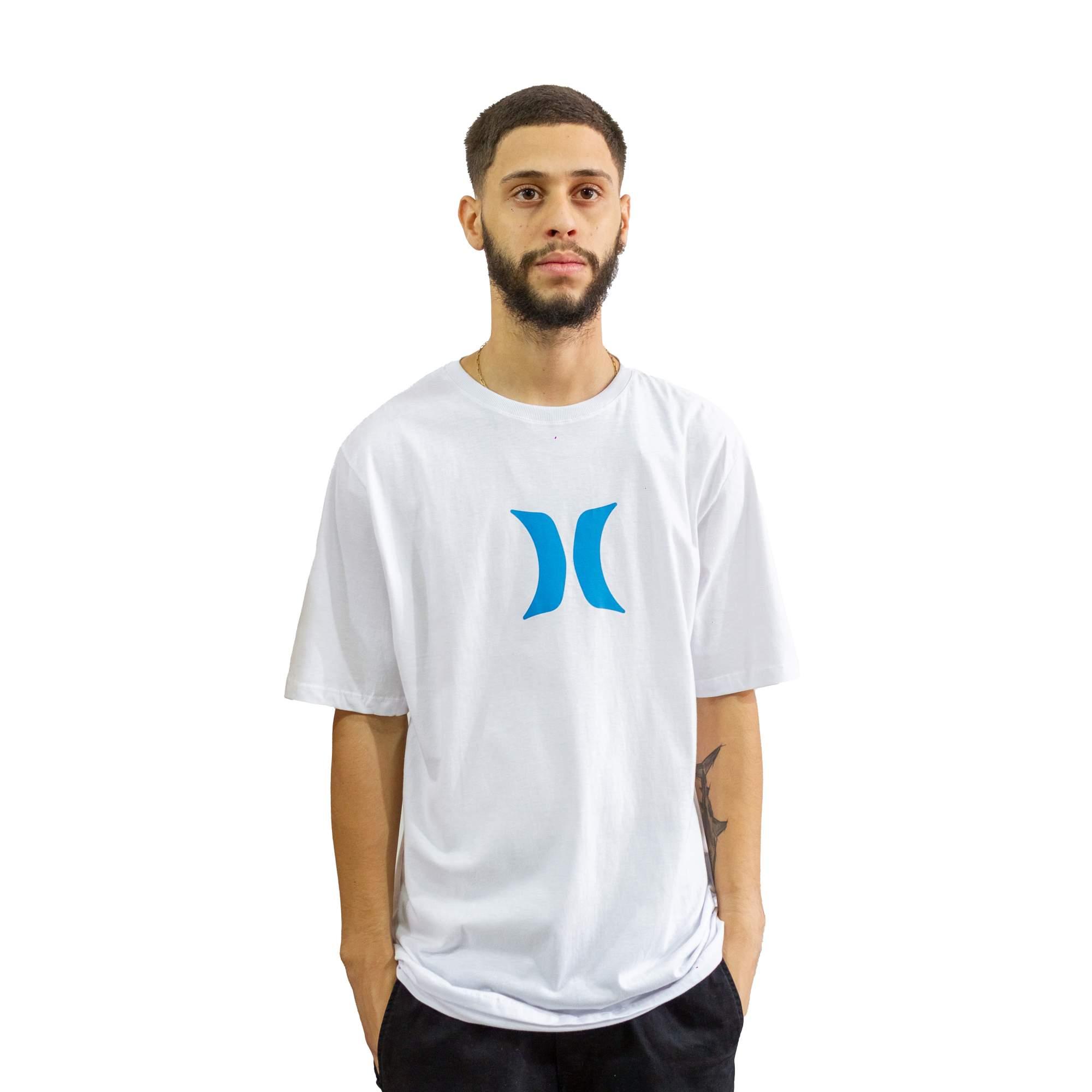 Camiseta Hurley Silk Icon Branca