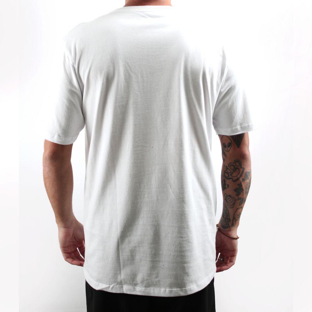 Camiseta Hurley Silk Icon Effect Branca