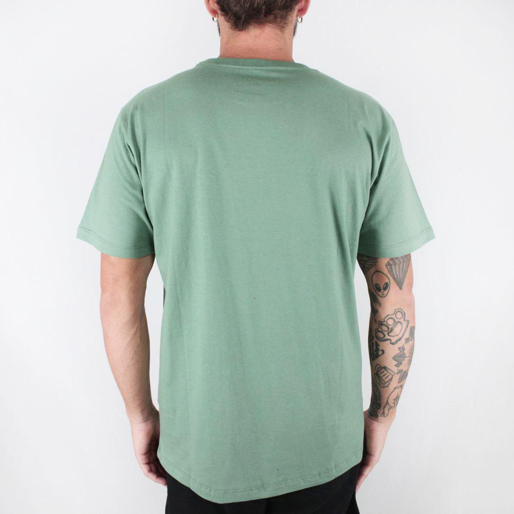 Camiseta Hurley Silk Icon Verde