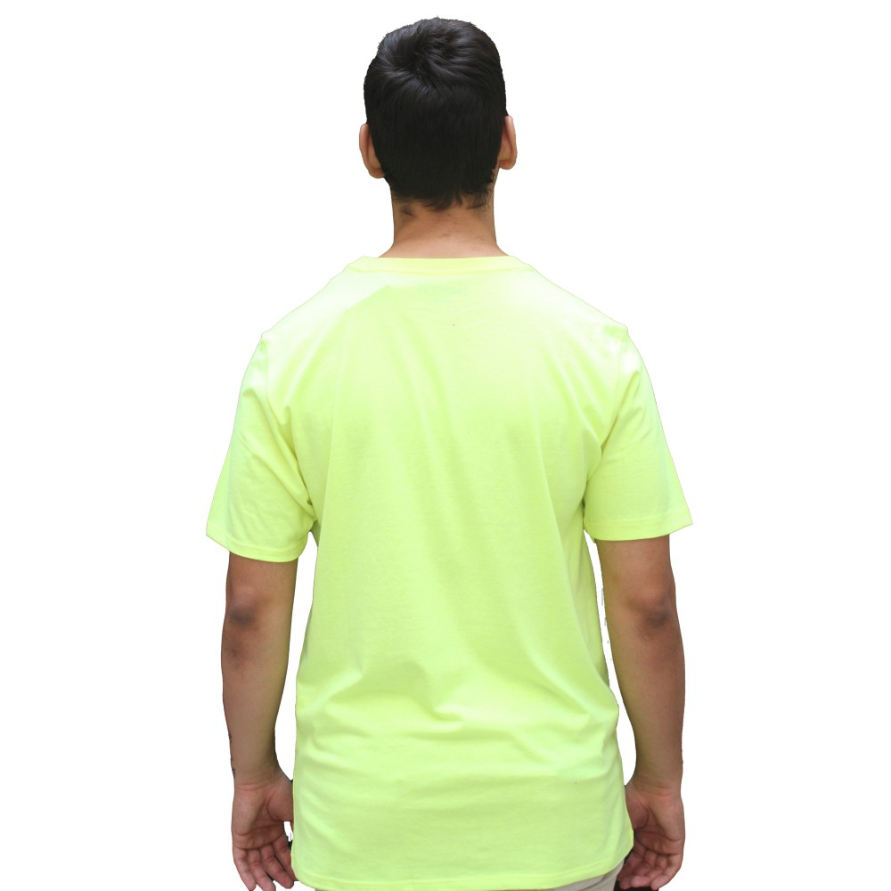 Camiseta Hurley Silk Neon
