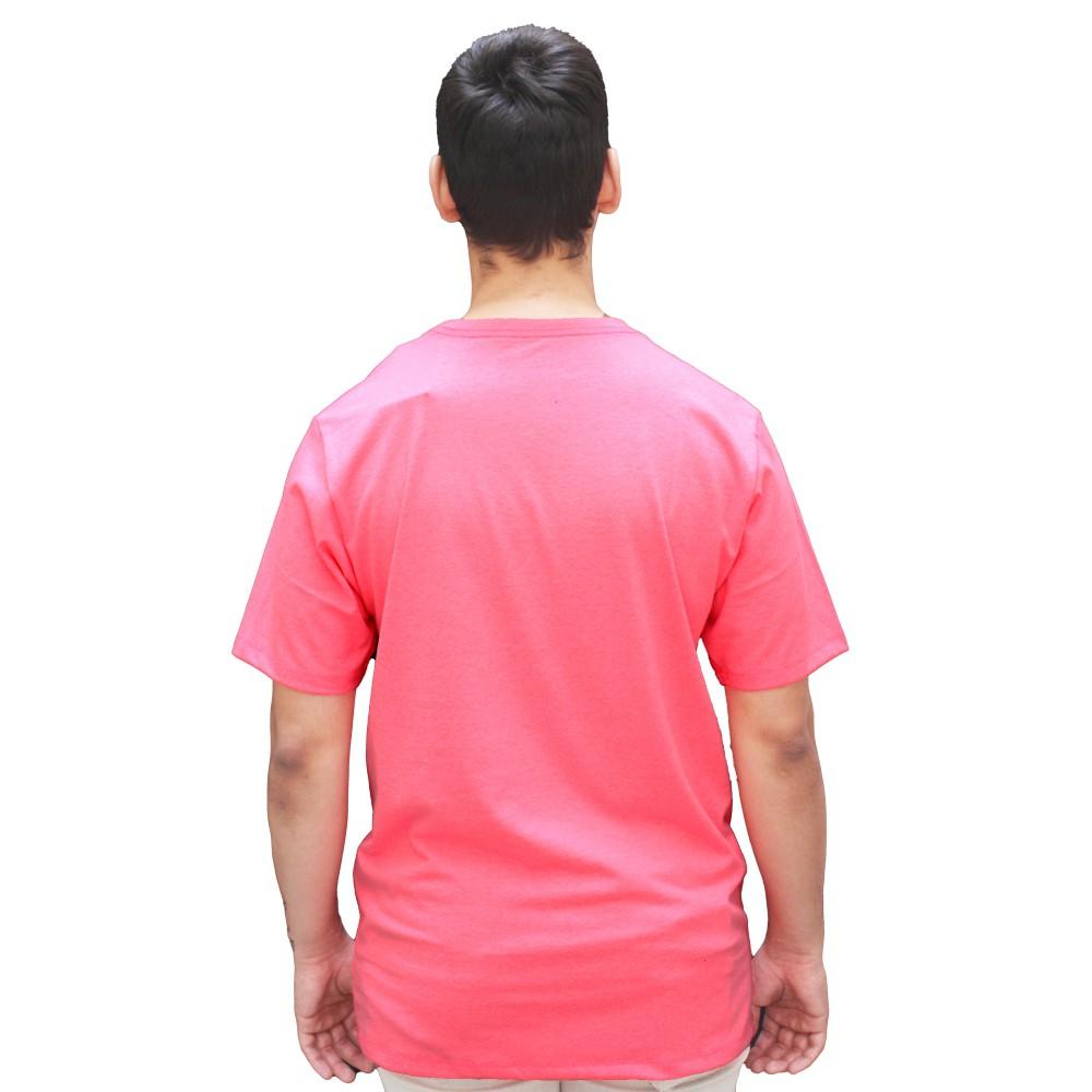 Camiseta Hurley Silk Neon Pink