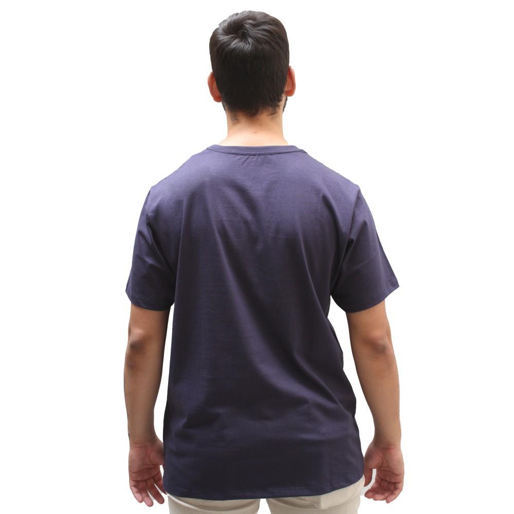 Camiseta Hurley Silk O & O Marinho