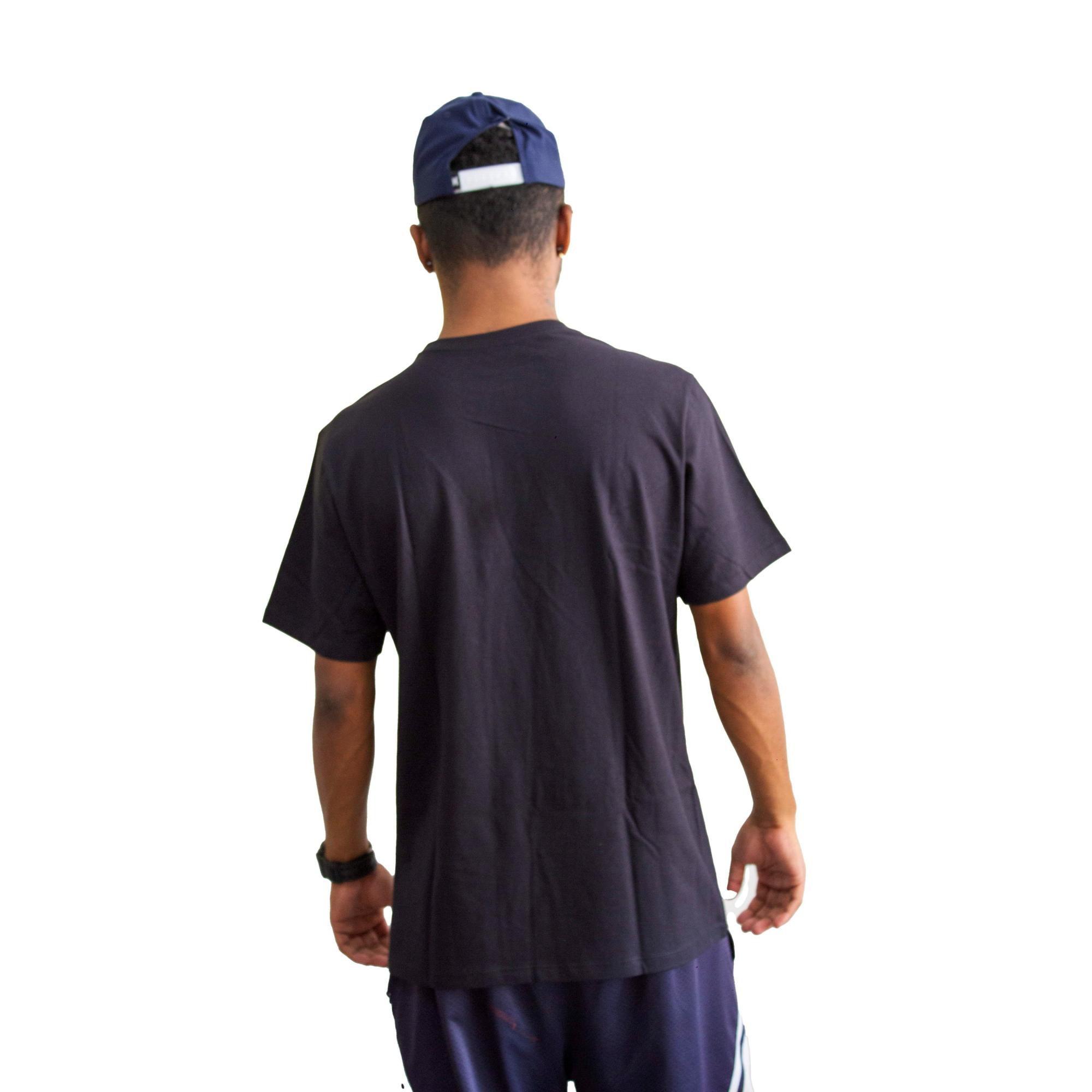 Camiseta Hurley Silk O&O Preta