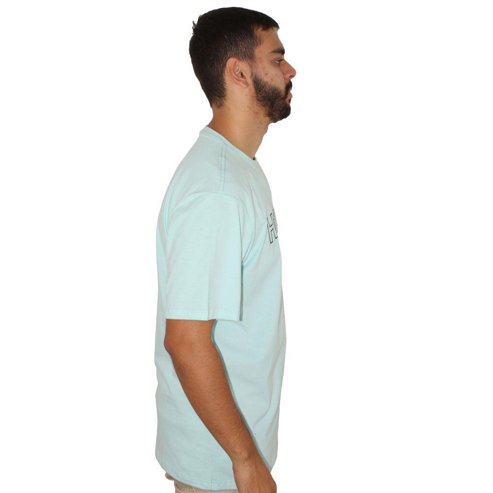 Camiseta Hurley Silk O&O Azul