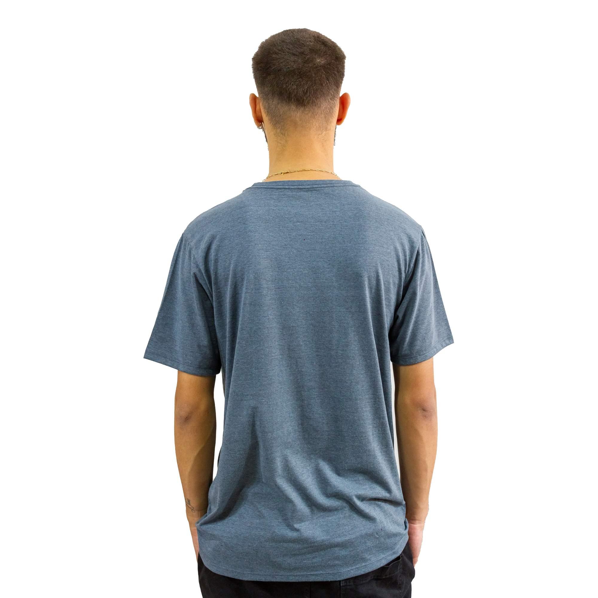 Camiseta Hurley Silk O&O Camuflada