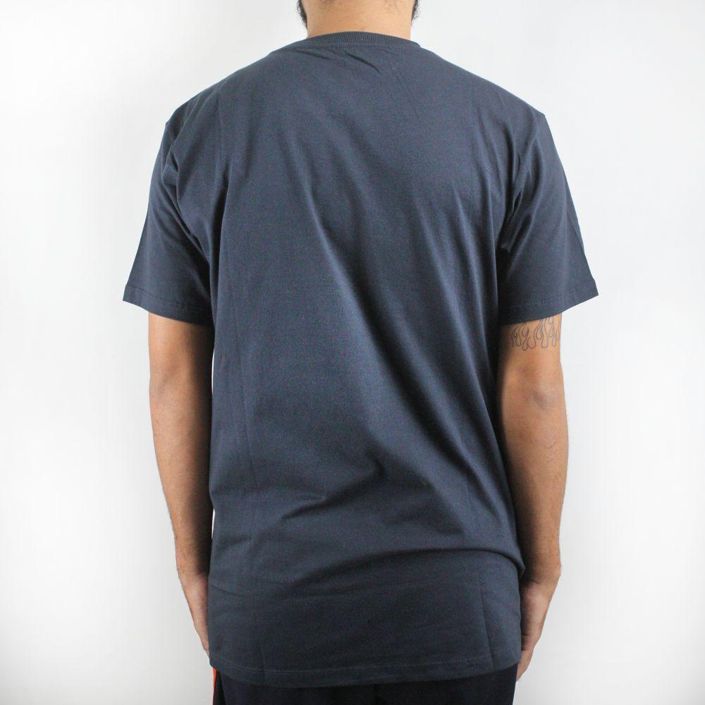 Camiseta New Era 59 Fifty Marinho