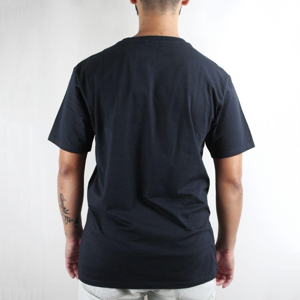 Camiseta New Era Basic Marinho