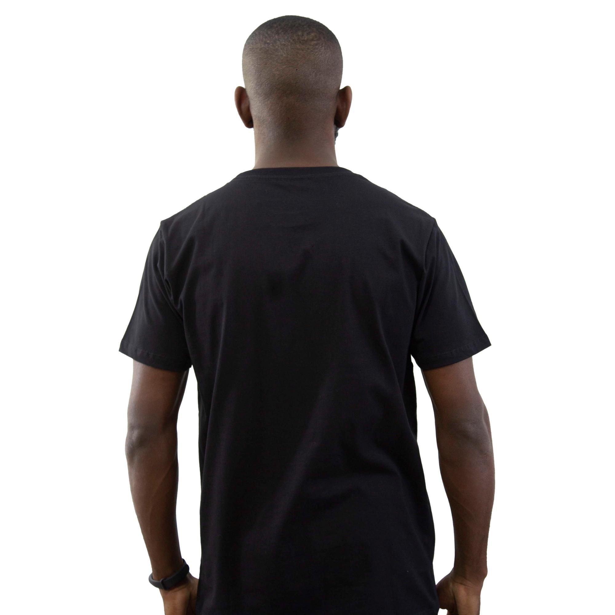 Camiseta New Era Básica Preta