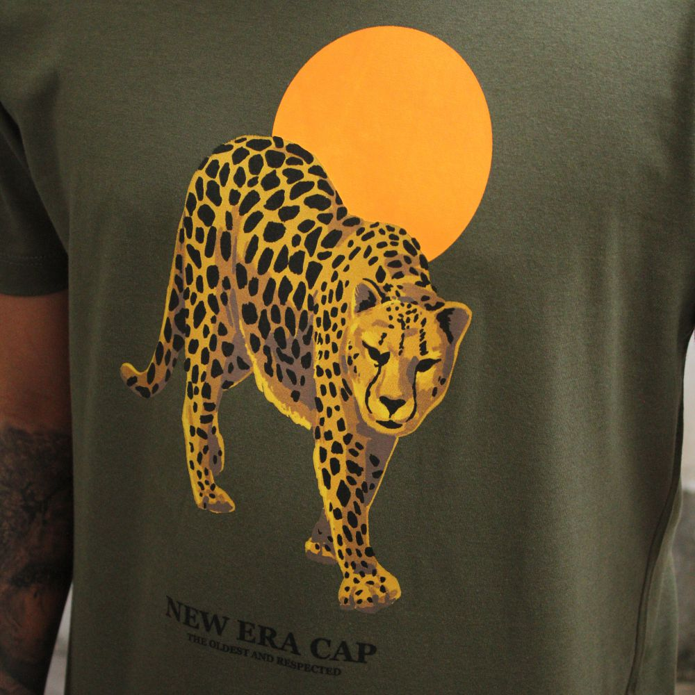 Camiseta New Era Botany Animal