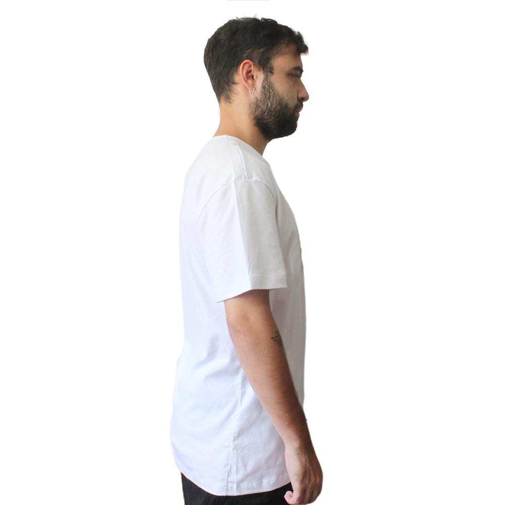 Camiseta New Era CAP Branco