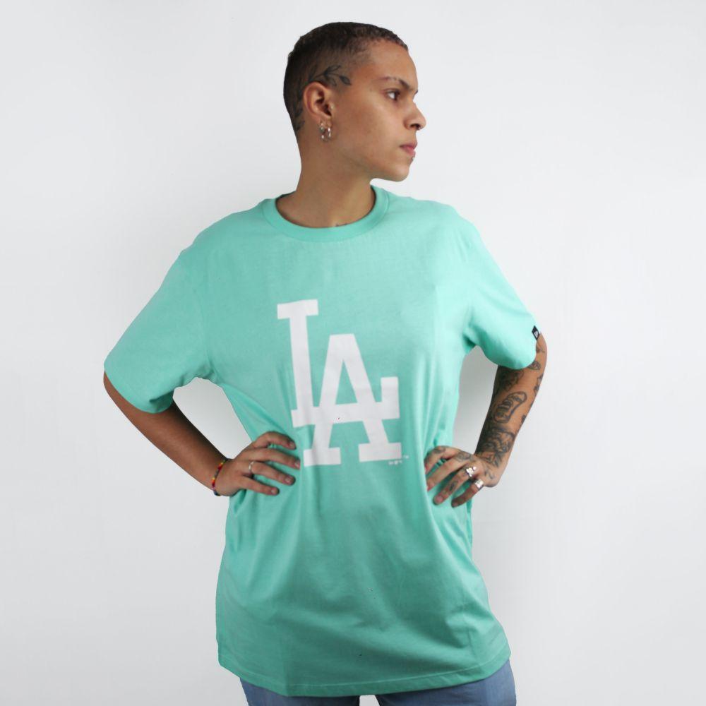 Camiseta New Era L A