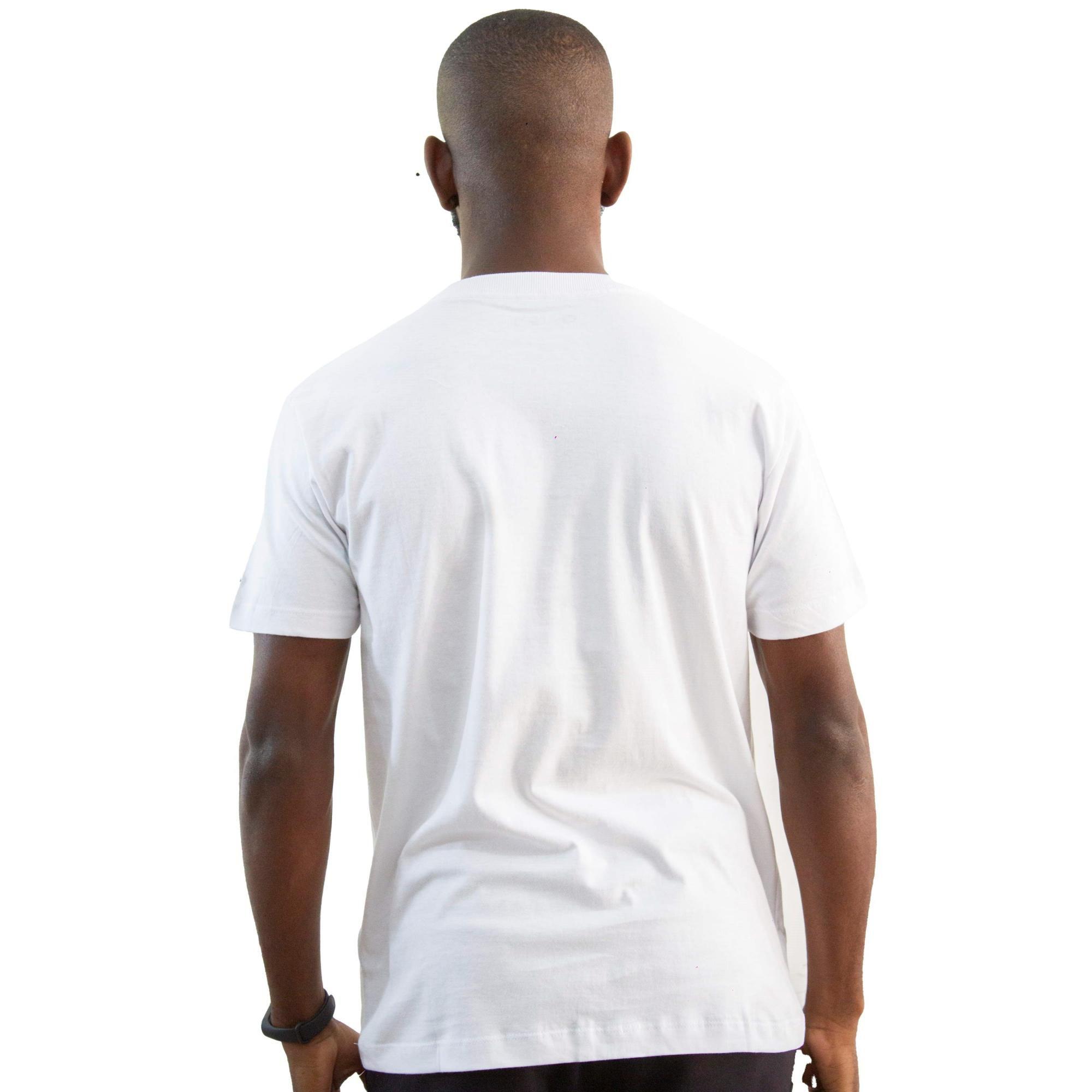 Camiseta New Era L A Dodgers Branca