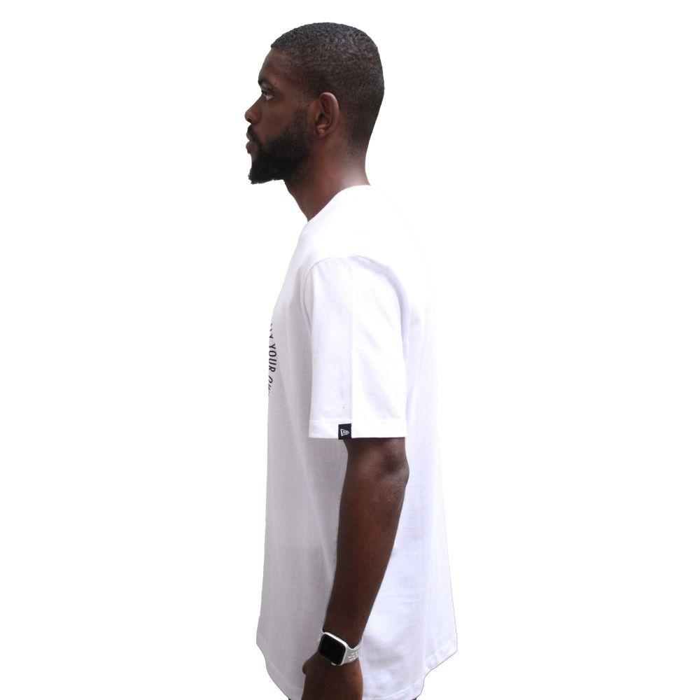 Camiseta New Era Living Good Moments