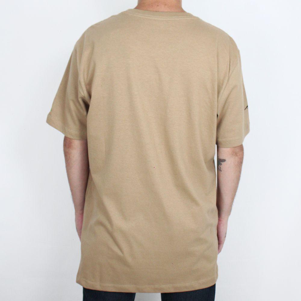 Camiseta New Era Logo Militar