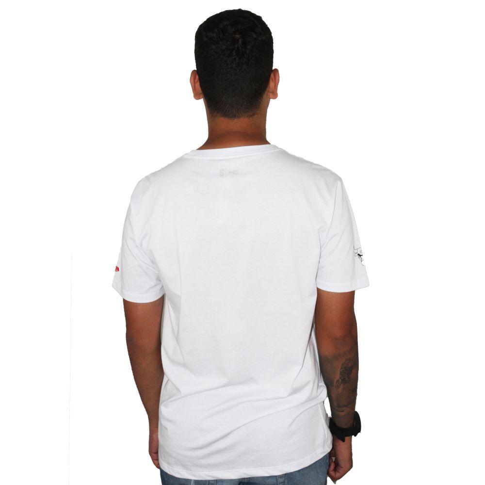 Camiseta New Era N York Yankees Branco
