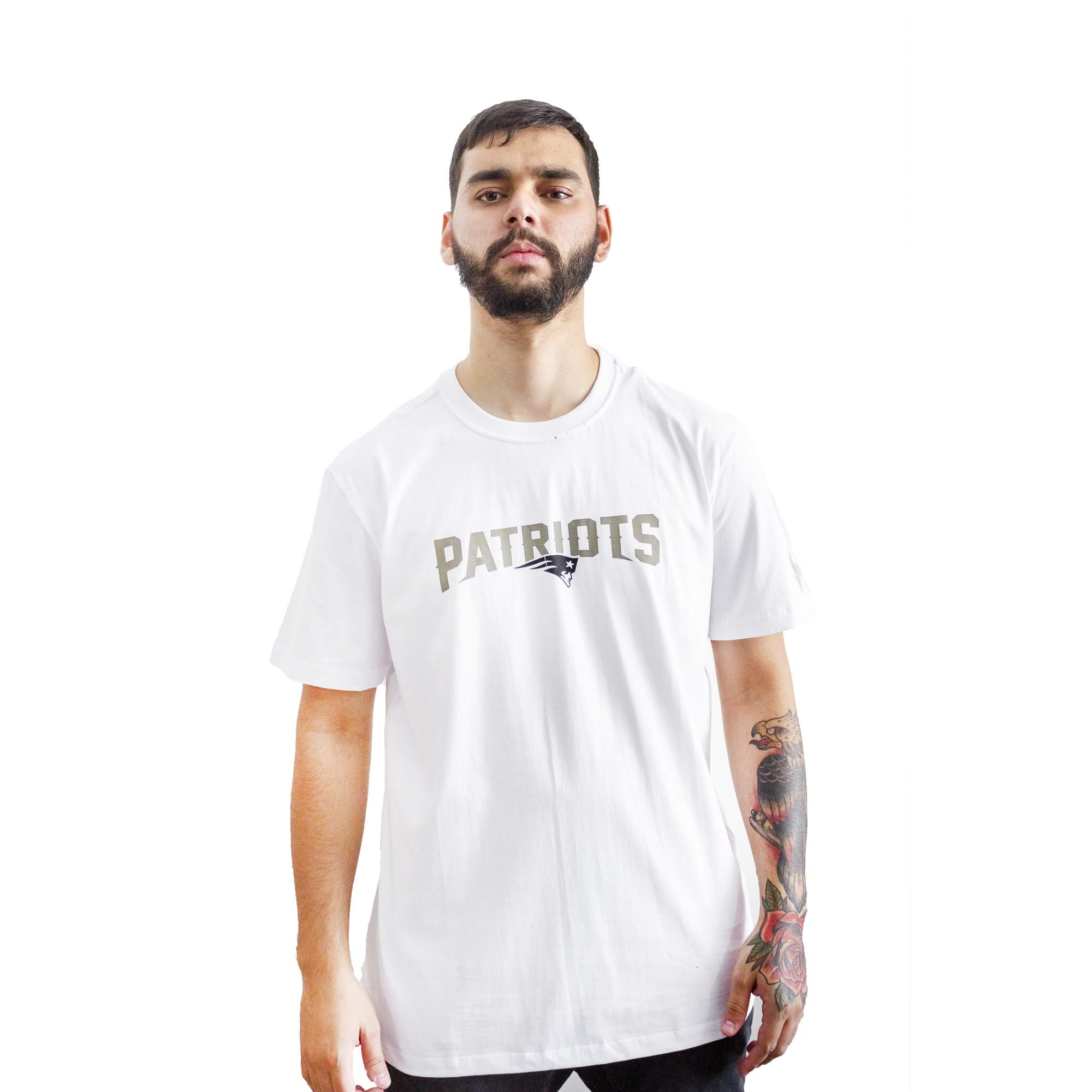Camiseta New Era NFL Patriots