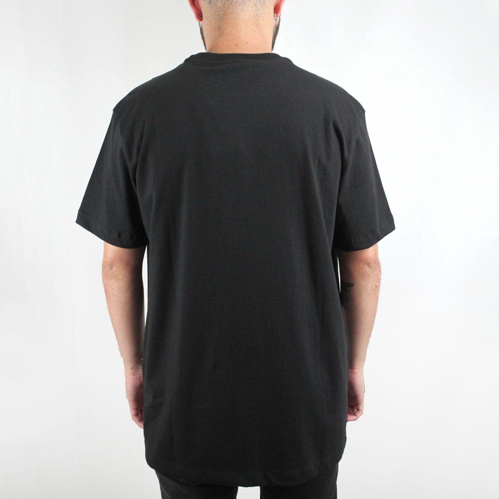 Camiseta New Era NY Rave Spac Preta