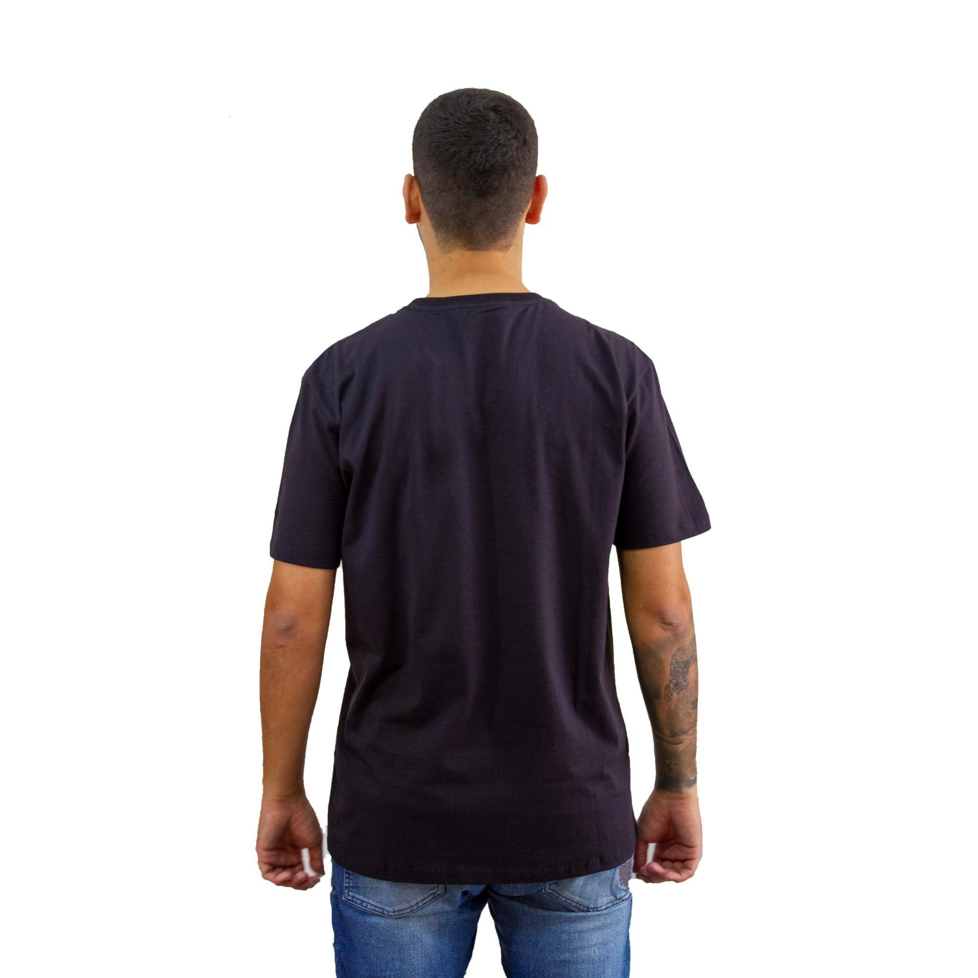 Camiseta New Era NYC Preto