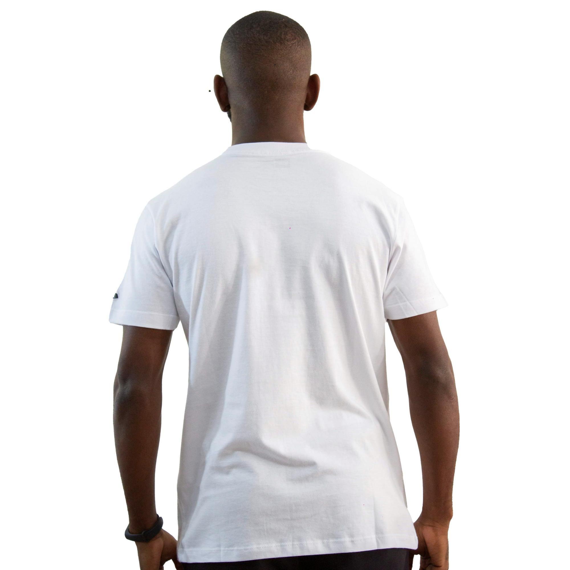 Camiseta New Era Plaid Flag