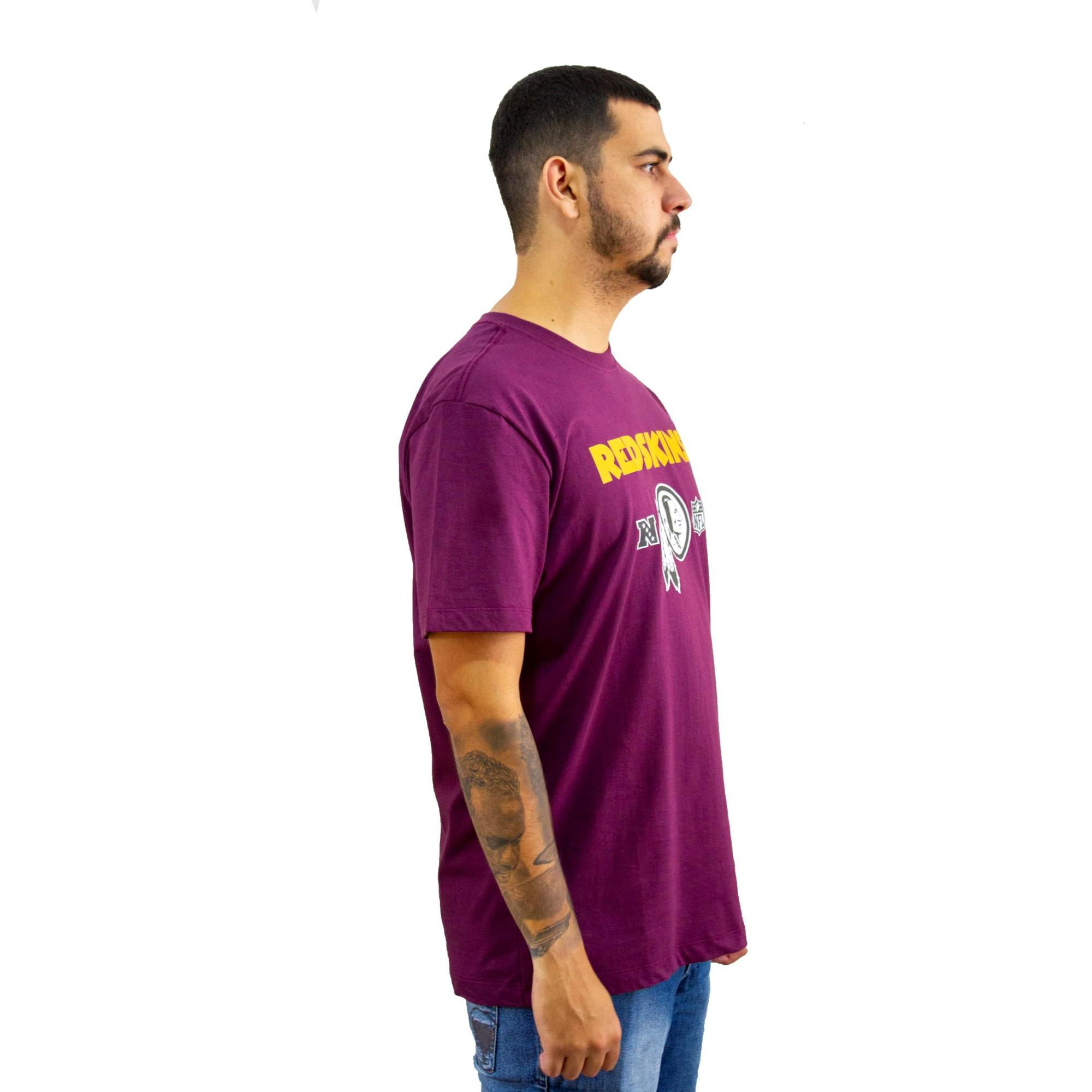 Camiseta New Era NFL Redskins
