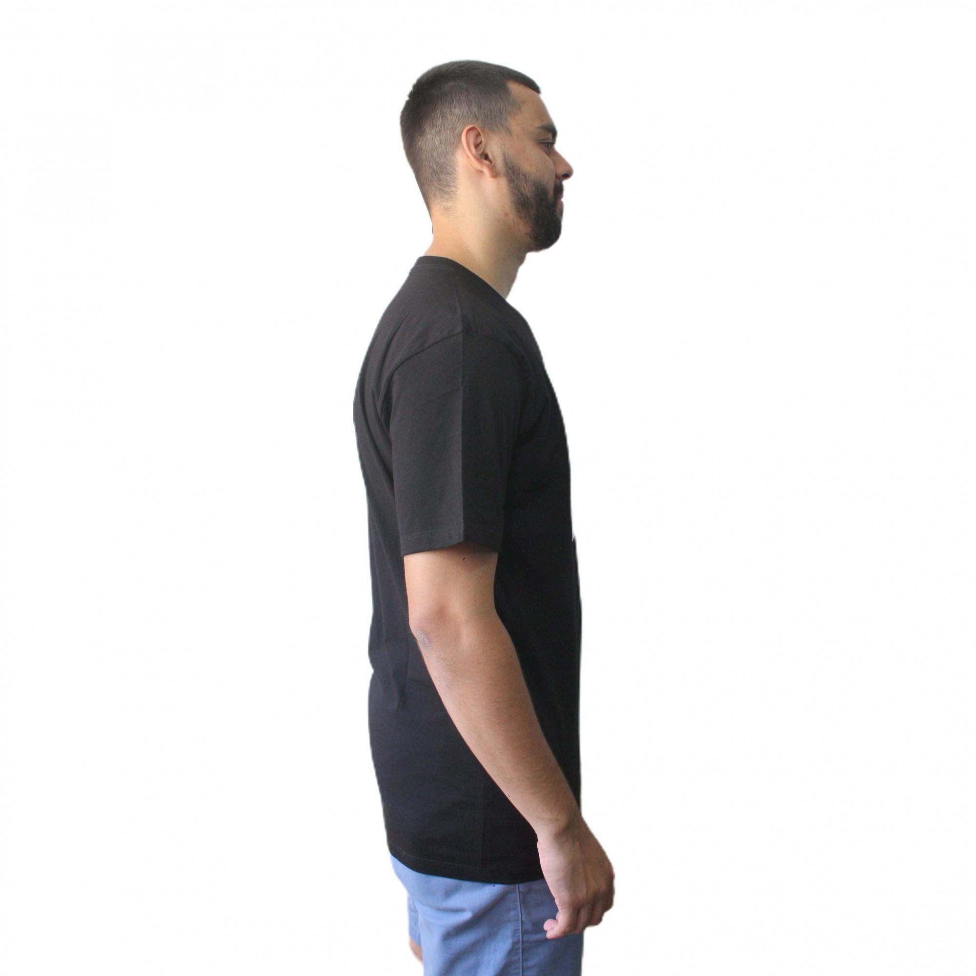 Camiseta New Era Silk Classic Preta