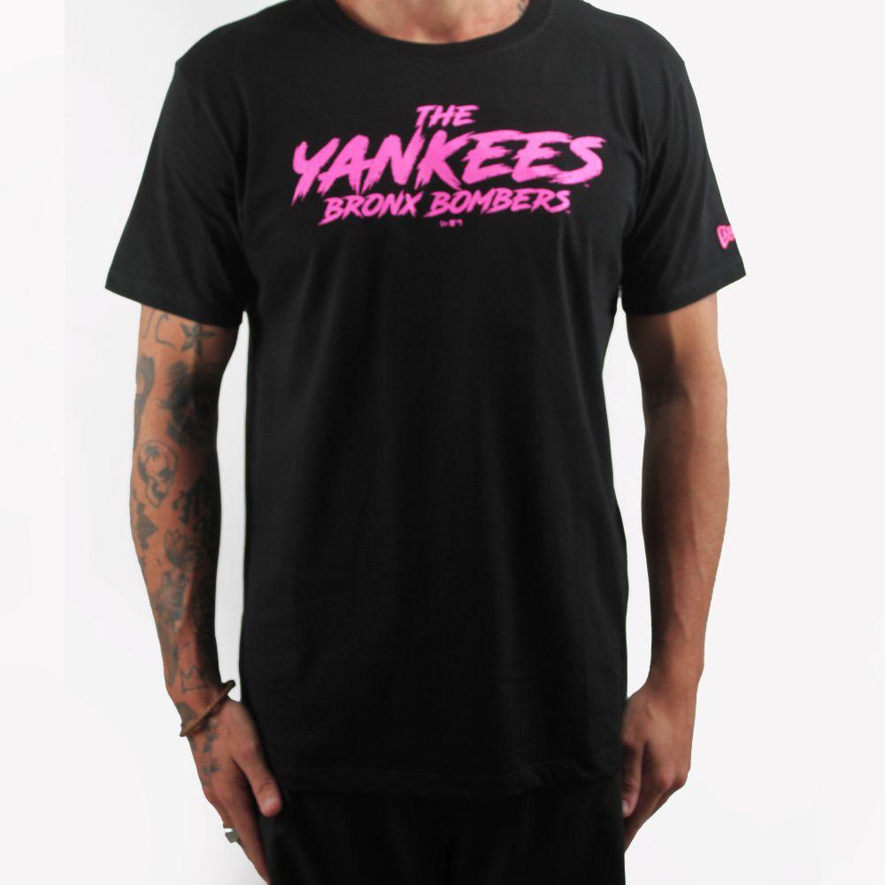 Camiseta New Era Yankees Bronx