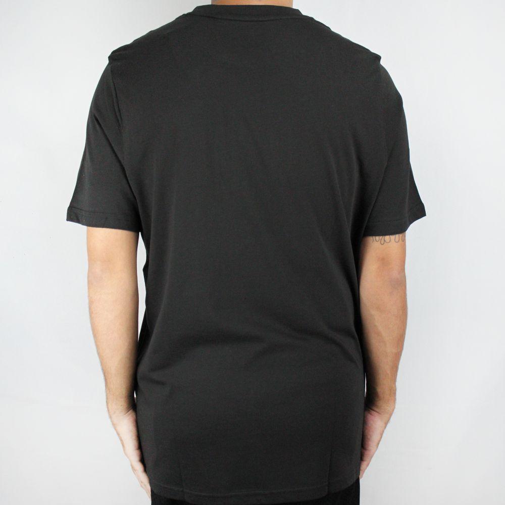 Camiseta Puma Rebel Preta