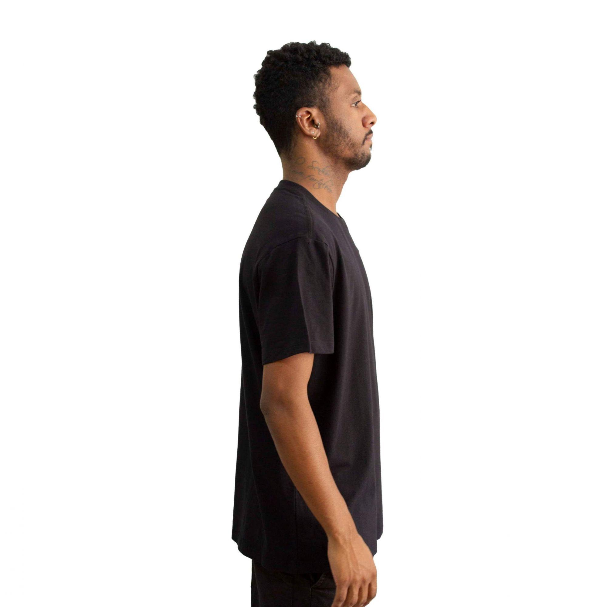 Camiseta Reserva Basic Preta