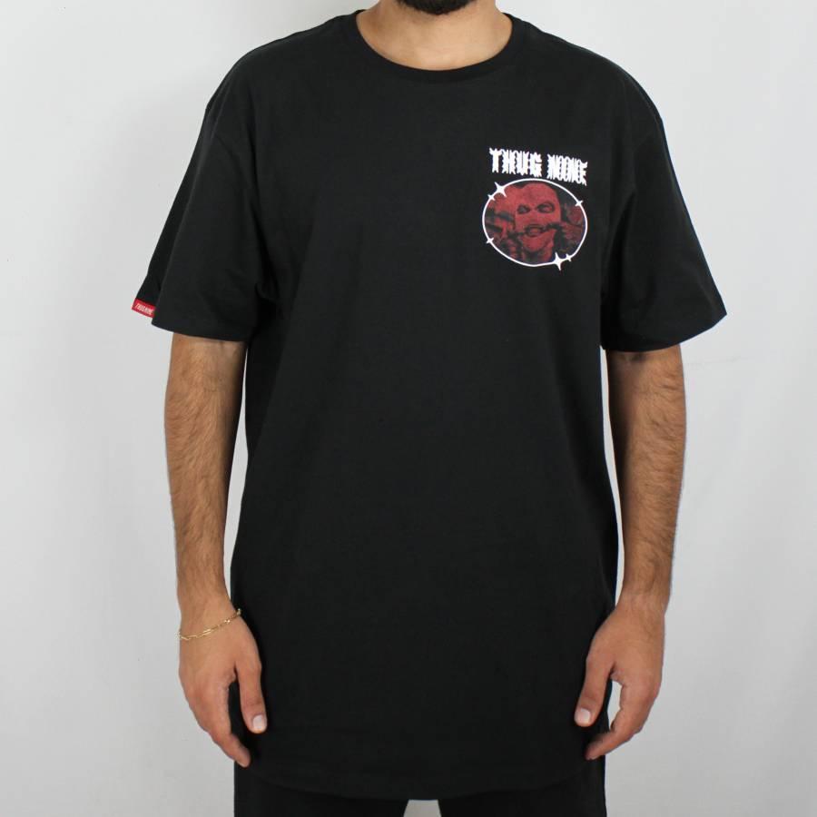 Camiseta Thug Nine Insurgent Preta