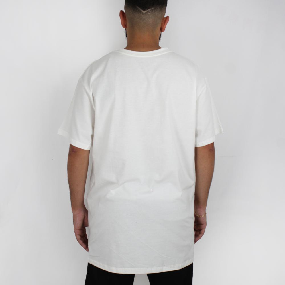 Camiseta Thug Nine Layer Bege