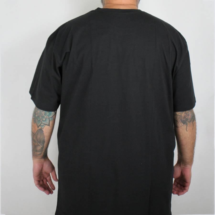 Camiseta Thug Nine Tetris Preta