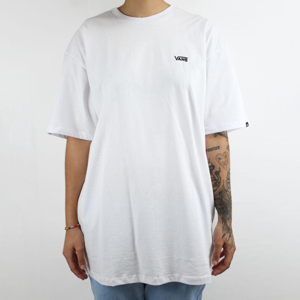 Camiseta Vans Basic Branco