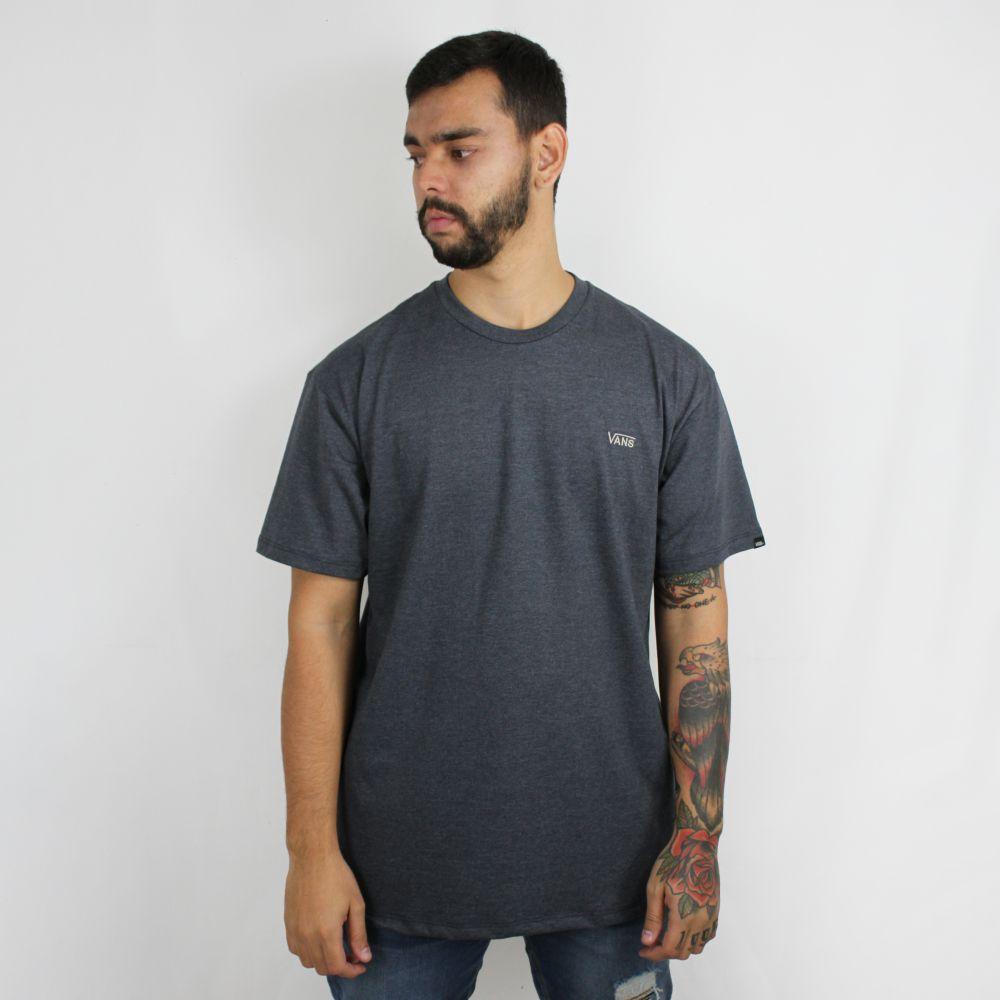 Camiseta Vans Basic Grafite