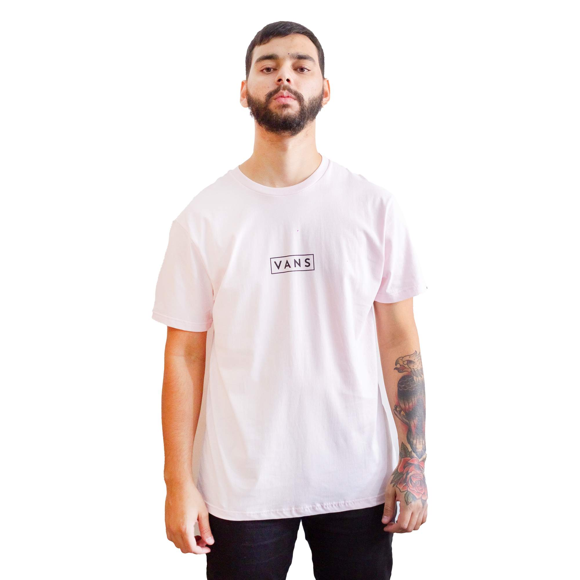Camiseta Vans Basic Slim Fit