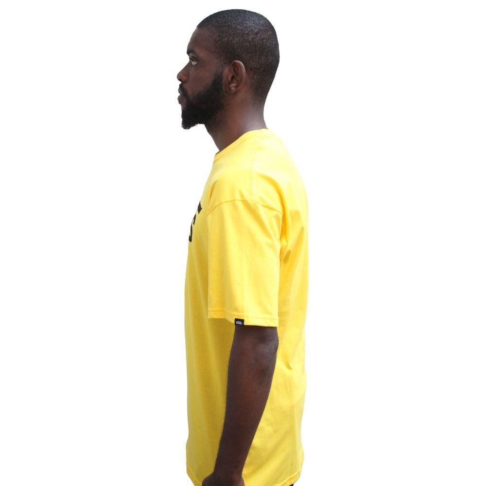 Camiseta Vans Classic Lemon Chrome