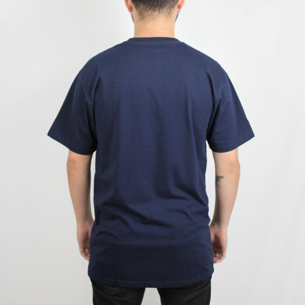 Camiseta Vans Classic Marinho