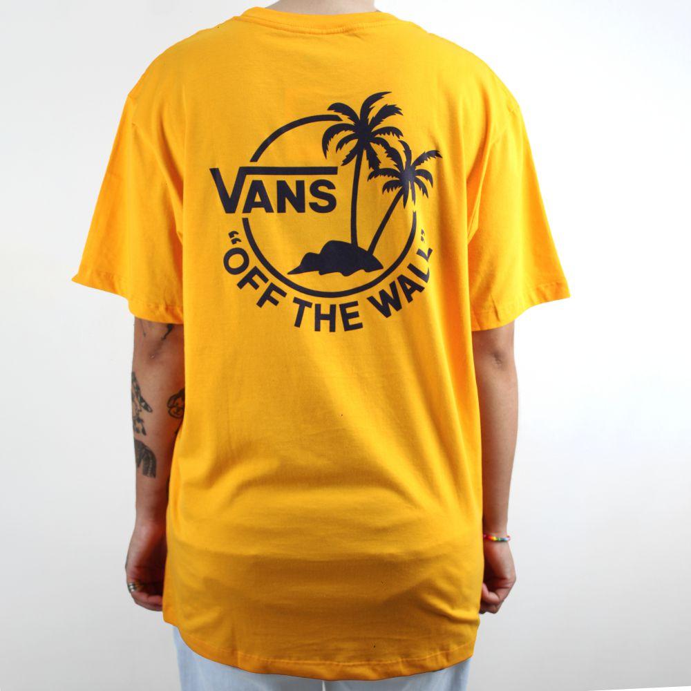 Camiseta Vans Dual Palm