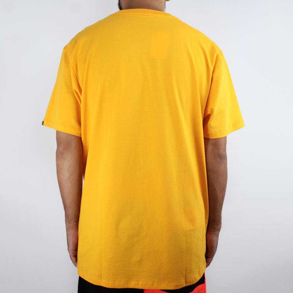 Camiseta Vans Full Patch 1966 Amarela